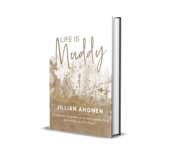 life is muddy hardcover book