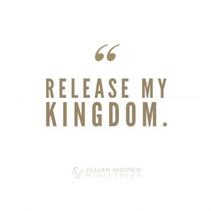 Read more about the article Release My Kingdom// Word from the Lord