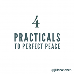 Read more about the article Accessing Perfect Peace